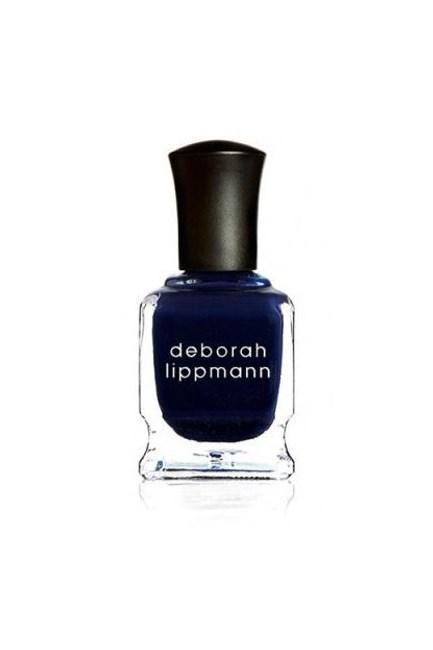"Nail Lacquer in Rolling in the Deep, $24, <a href=""https://www.adorebeauty.com.au/deborah-lippmann/deborah-lippmann-nail-lacquer-rolling-in-the-deep.html"" target=""_blank"">Deborah Lippmann at adorebeauty.com.au</a>."