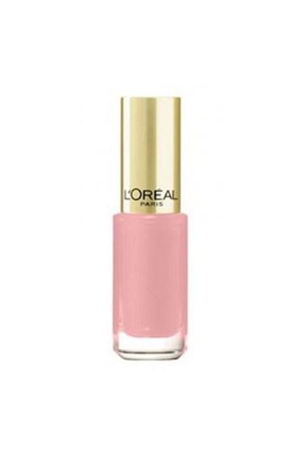 """Colour Riche Le Vernis in Marie Antoinette, $7.95, <a href=""""https://www.priceline.com.au/l-oreal-paris-colour-riche-le-vernis-5-ml"""" target=""""_blank"""">L'Oréal Paris at priceline.com.au</a>."""