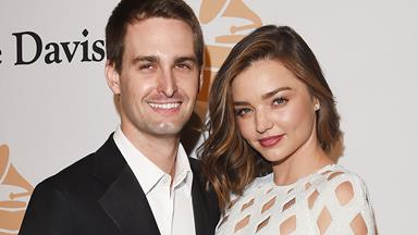 Miranda Kerr Shows Off That Massive Engagement Ring Of Hers In New Selfie