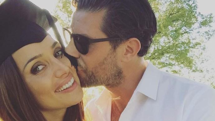 Snezana Markoski and Sam Wood The Bachelor