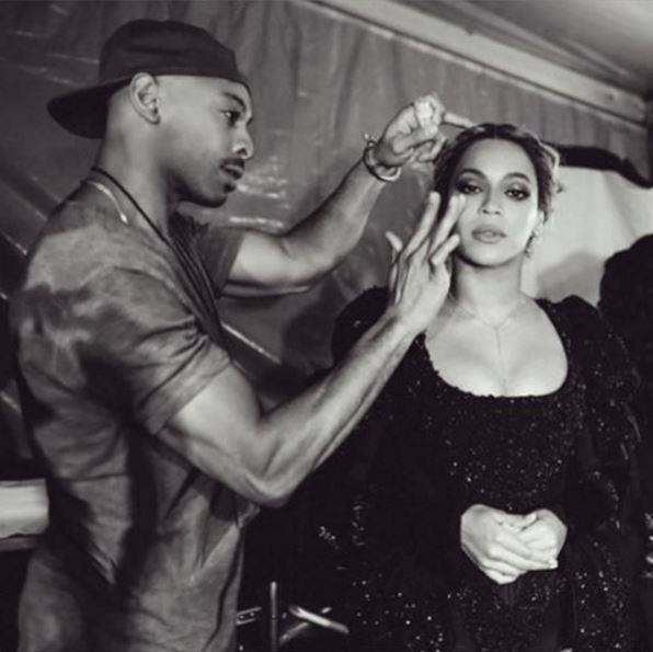 "<p><strong>Sir John B</strong> <p>Your name will be known if you're doing Beyoncé's makeup. <p><a href=""https://www.instagram.com/sirjohnofficial/"" target=""_blank"">Instagram.com/sirjohnofficial</a>"