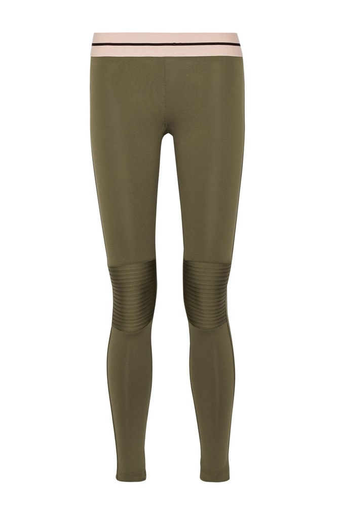 "<a href=""https://www.net-a-porter.com/au/en/product/764231/Olympia_Activewear/moto-stretch-jersey-leggings"">Leggings, $160, Olympia Activewear at net-a-porter.com</a>"