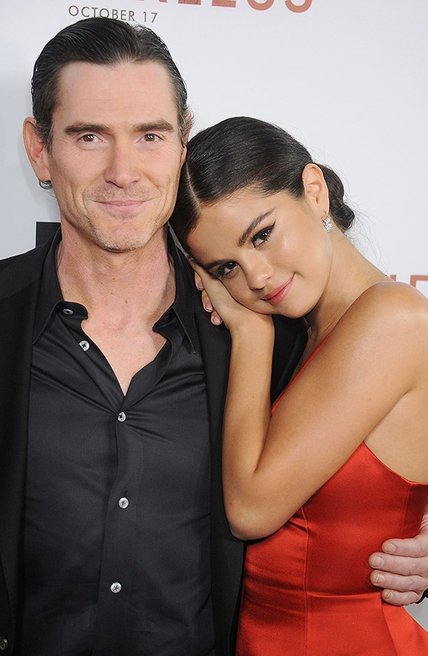 Selena Gomez and Billy Crudup