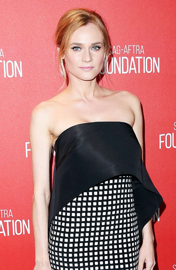 """<p><strong>Diane Kruger</strong> <p>Diane Kruger recounted the time she <a href=""""http://www.huffingtonpost.com/2013/07/10/diane-kruger-embarrassed-celebrity-crush-video_n_3571337.html"""" target=""""_blank"""">met her celebrity crush</a>, Don Johnson, during an appearance on <em>Jimmy Kimmel Live</em> in July 2013. When they met at an Oscars party, """"I immediately starting crying,"""" she said. """"I had a few too many, let's be honest. It was so embarrassing. I'm like, 'Oh my God, you're Don Johnson! I have your song. I love you for your song and I have it on my phone. And here, it's on my phone! I'll play it for you."""" Her boyfriend at the time, Joshua Jackson, even told her she needed to stop talking."""