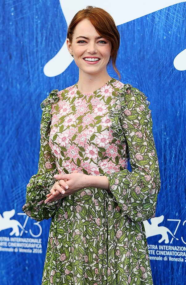 """<p><strong>Emma Stone</strong> <p>Emma Stone confessed to having the same <a href=""""http://www.digitalspy.com/showbiz/news/a335012/emma-stone-ive-learnt-not-to-reveal-crushes/"""" target=""""_blank"""">celebrity crushes</a> as many girls her age: """"Jonathan Taylor Thomas, Leonardo DiCaprio, but as time goes on, you meet those people!"""" she said. Well, not everyone has the opportunity to meet their childhood crushes, but as a result of her profession Emma has vowed to keep mum on future celebrity crushes in case she ever meets them."""