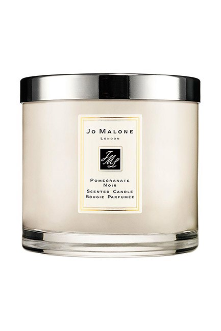 "<strong>Luxe candles.</strong> <br><br>Set the atmosphere. <br><br>Candle, $255, <a href=""http://shop.davidjones.com.au/djs/en/davidjones/pomegranate-noir-deluxe-candle"">Jo Malone at David Jones</a>"