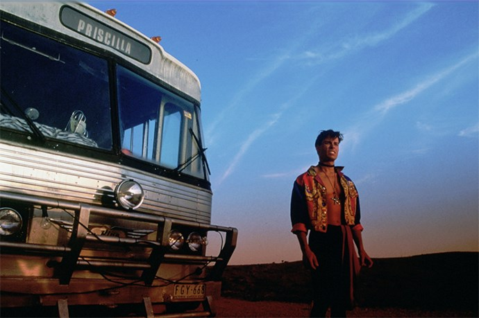 <strong>Priscilla, Queen Of The Desert (1994):</strong> Three drag-queens, one bus, a million OTT performances.