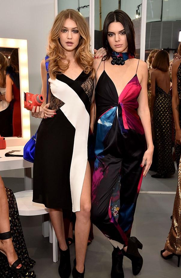 Gigi Hadid and Kendall Jenner 2016 Earnings