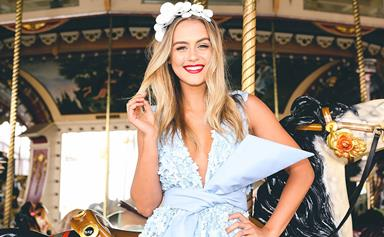 Stephanie Smith Is The New Myer Fashions On The Field Ambassador
