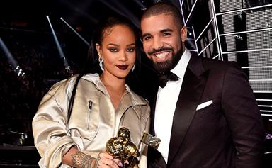 So, Drake And Rihanna Now Have Matching Tattoos