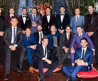 Single Men on The Bachelorette Australia 2016