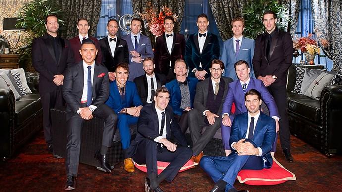 Single Men on The Bachelorette Australia 2016