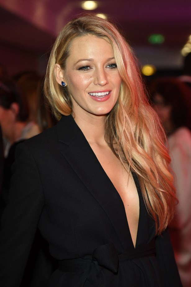 <p>FOR THOSE THINKING OF GOING LONG<p> <p> Blake Lively.