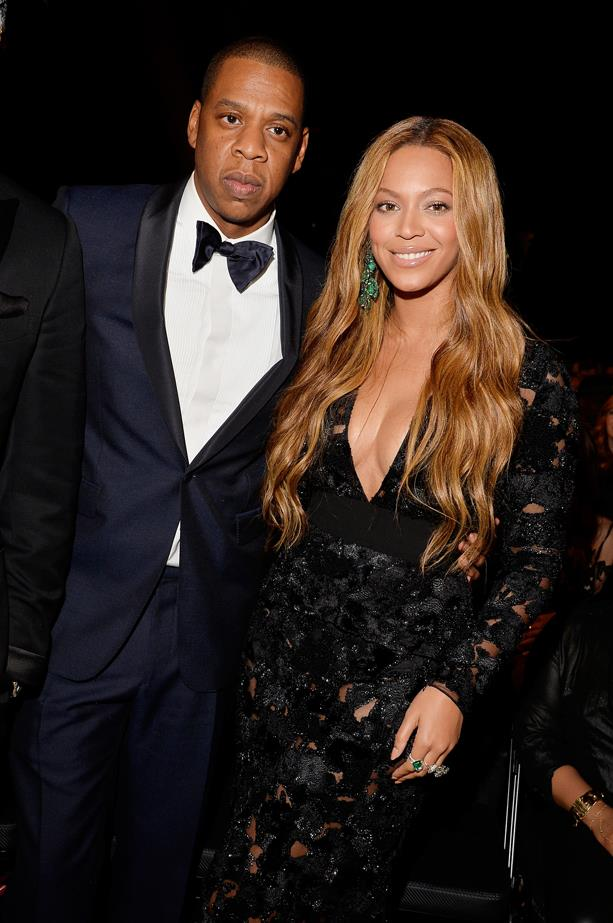 <p> **Beyoncé Knowles, 38, and Jay Z, 50.** <p> Difference: 12 years.