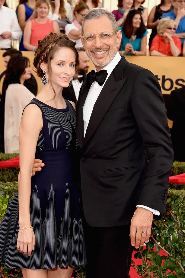 <p> **Emilie Livingston, 36, and Jeff Goldblum, 67.** <p> Difference: 31 years.