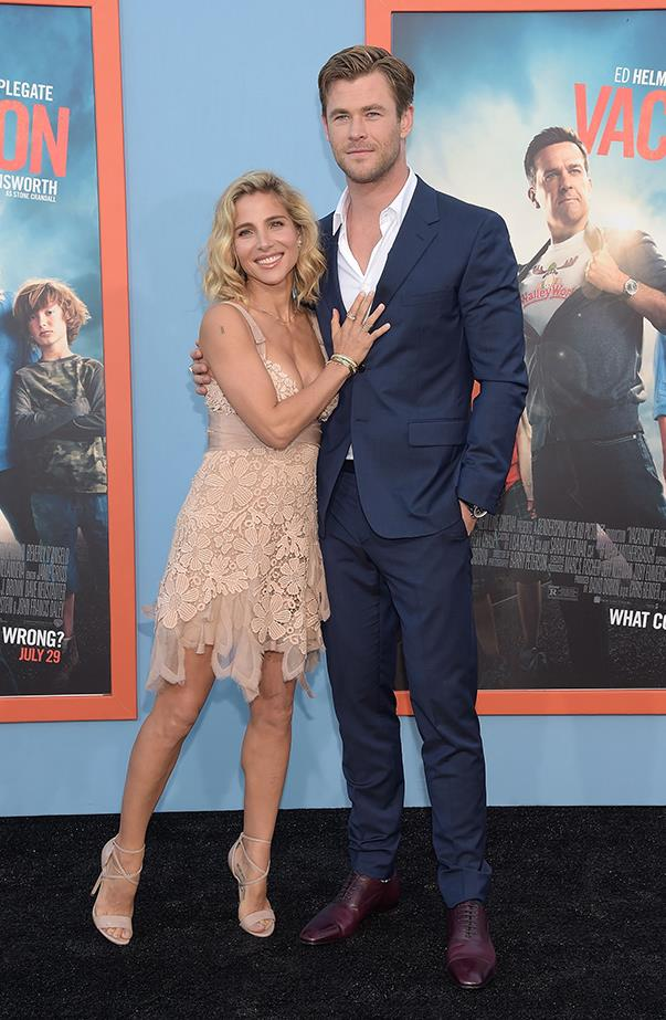 "<p>The spark will never die for Chris, who told <a href=""http://www.dailymail.co.uk/tvshowbiz/article-3568602/Chris-Hemsworth-opens-relationship-wife-Elsa-Pataky.html"" target=""_blank""><em>TV Week</em></a>, ""Each week I find something different, more I love about her. It continues to grow, which is a great thing."" <em>Swoon</em>."