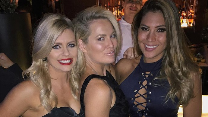 Faith Williams, Keira Maguire and Noni Janur From The Bachelor Australia 2016