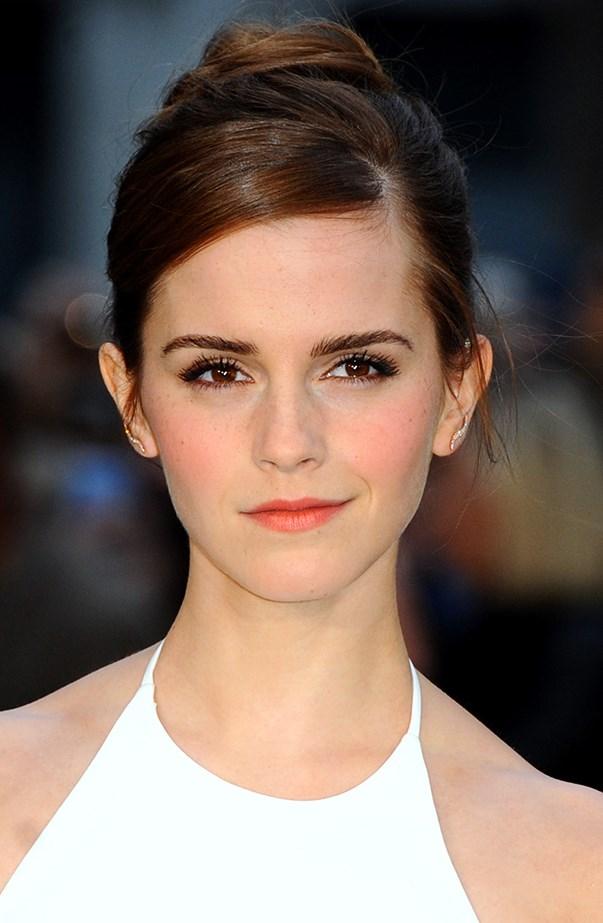 Emma Watson at Noah Premiere