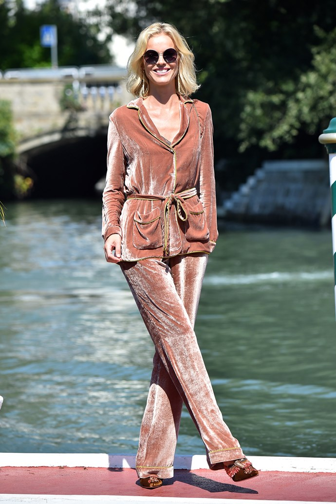best dressed venice film festival