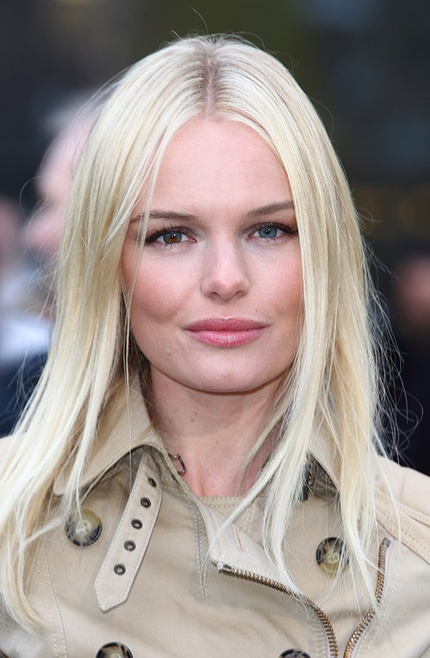 <p>The usually-blonde Kate Bosworth went even lighter for a period of time in 2011.