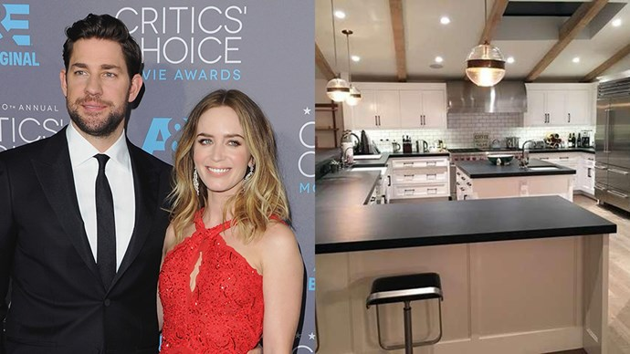 <p>Take a tour of the property Emily Blunt and John Krasinski called home for just over two years.</p>