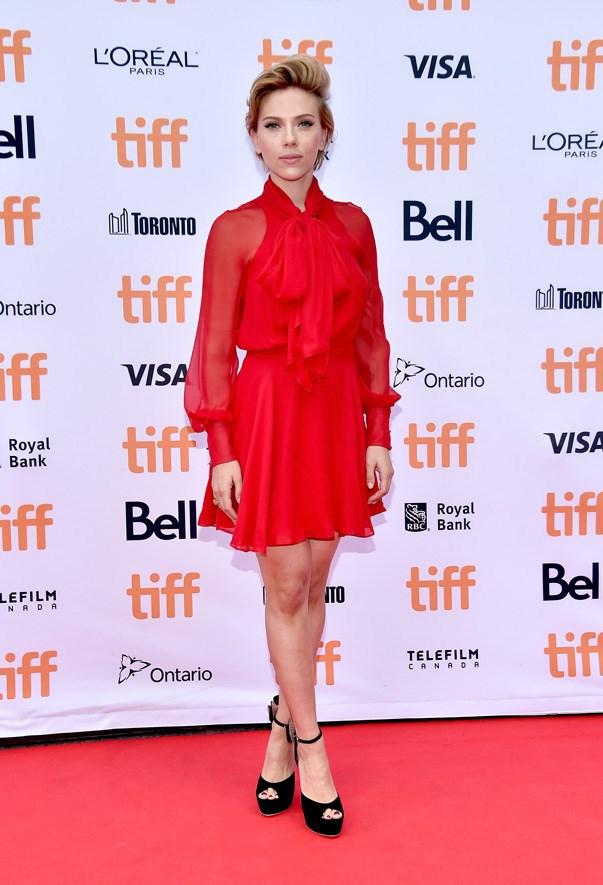 <p>Scarlett Johansson.