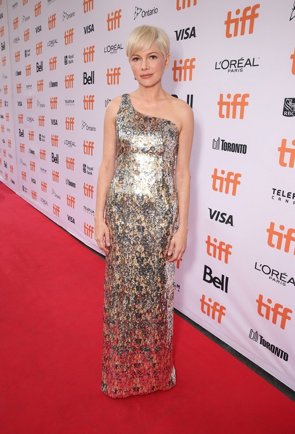 <p>Michelle Williams.