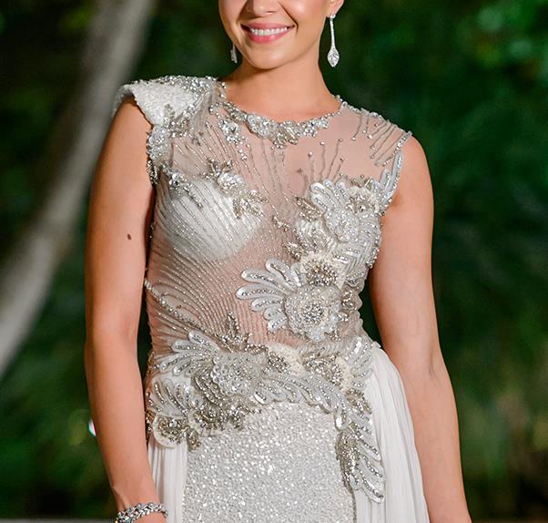 Olena Khamula on The Bachelor Australia 2016