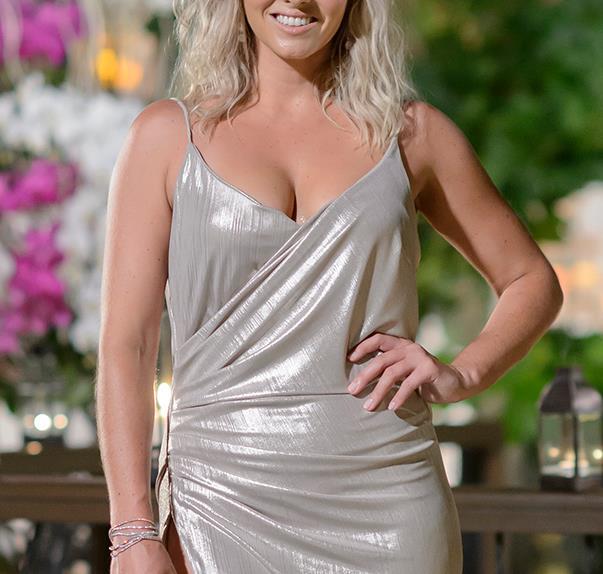 Nikki Gogan on The Bachelor Australia 2016