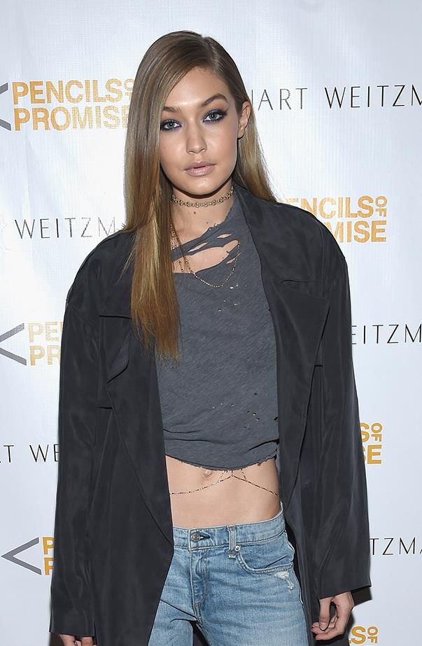 <p>Gigi Hadid's real name is Jelena Noura Hadid.