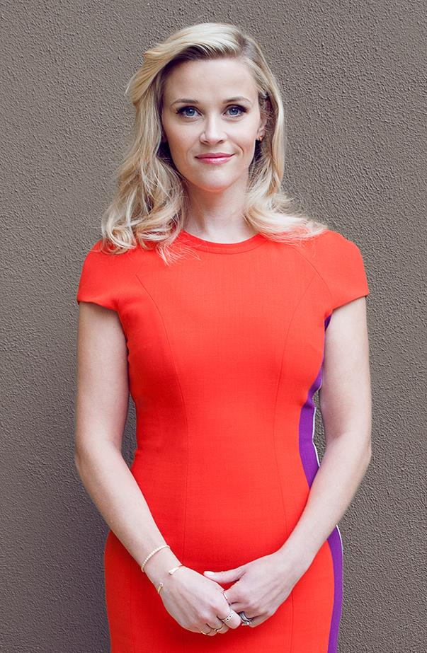<p>Reese Witherspoon's real name is Laura Jeanne Reese Witherspoon.