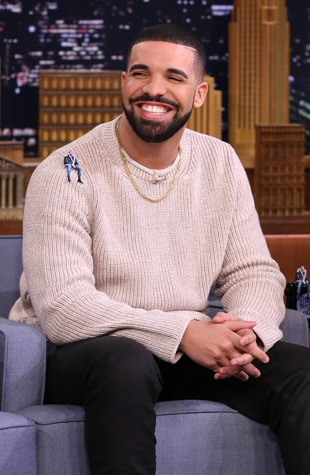 <p>Drake's real name is Aubrey Drake Graham.