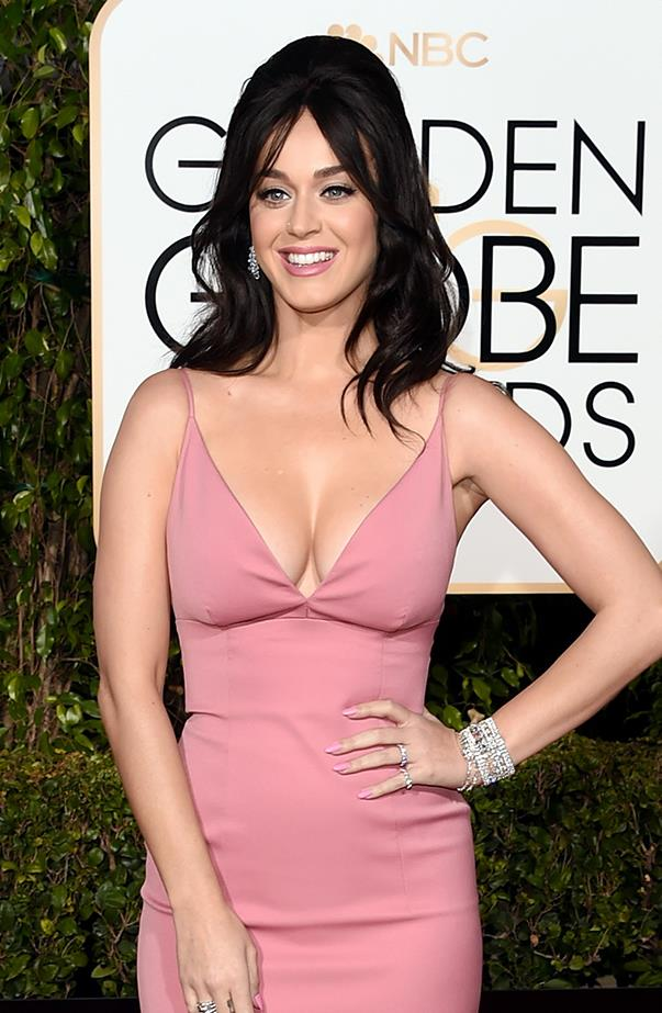 <p>Katy Perry's real name is Katheryn Hudson.