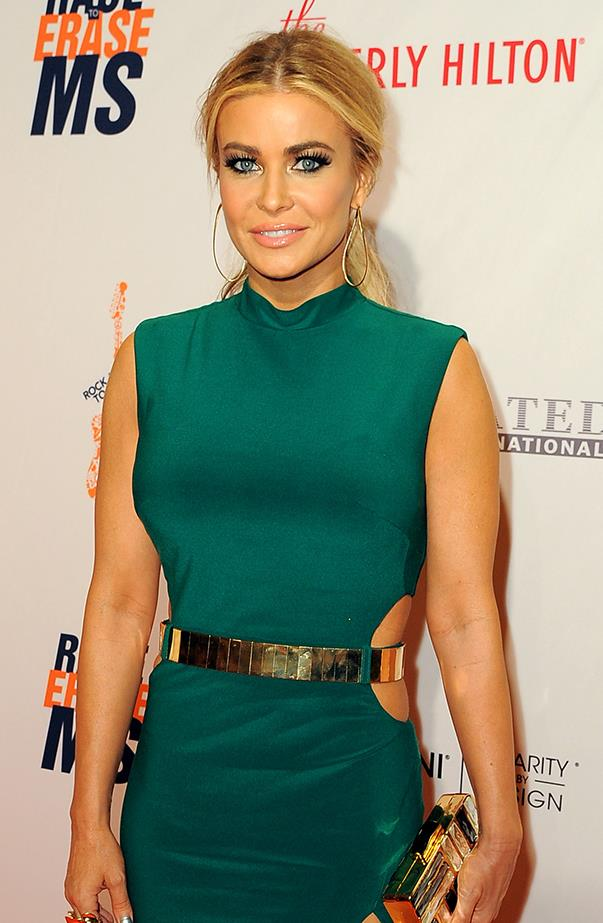<p>Carmen Electra's real name is Tara Leigh Patrick.