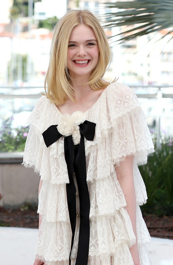 <p>Elle Fanning's real name is Mary Elle Fanning.