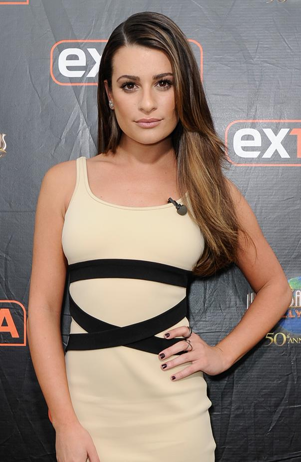 <p>Lea Michele's real name is Lea Michele Sarfati.