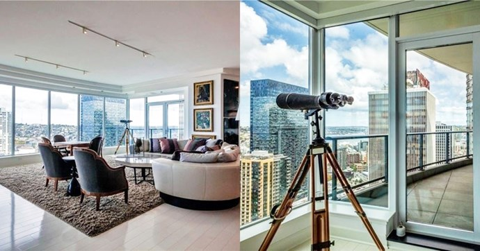 fifty shades of grey apartment