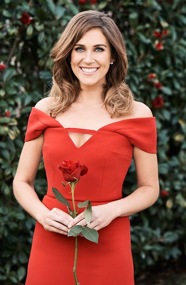 Georgia Love on The Bachelorette Australia 2016