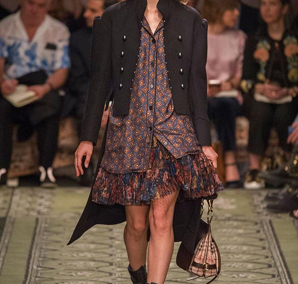 Burberry September 2016 Show at London Fashion Week