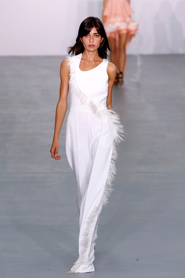 bridal inspiration wedding dresses london fashion week