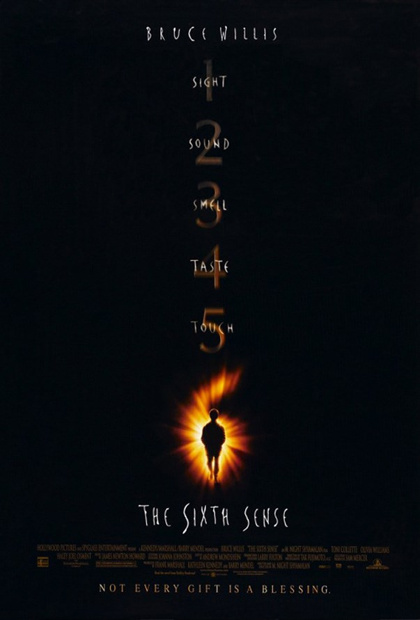 <p><strong><em>The Sixth Sense</em> (1999)</strong><p><br> *Shivers down spine*