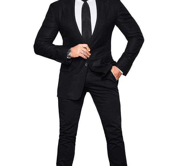 Alex Perry Judge on Australia's Next Top Model 2016