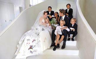 Brad Pitt Angelina Jolie cutest moments