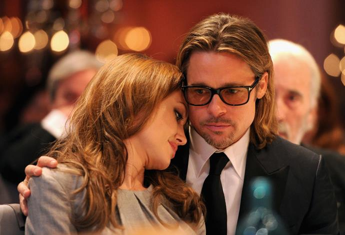 <p><strong>February 2012</strong><p> At the Cinema for Peace Gala.
