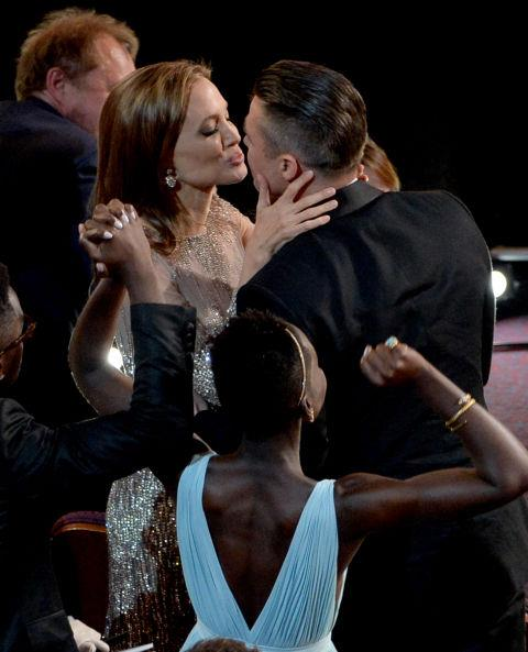 <strong>March 2014</strong> At the 2014 Academy Awards.