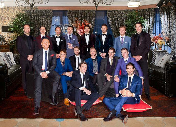 <p>Get to know the men vying for Georgia Love's heart on <em>The Bachelorette</em>.