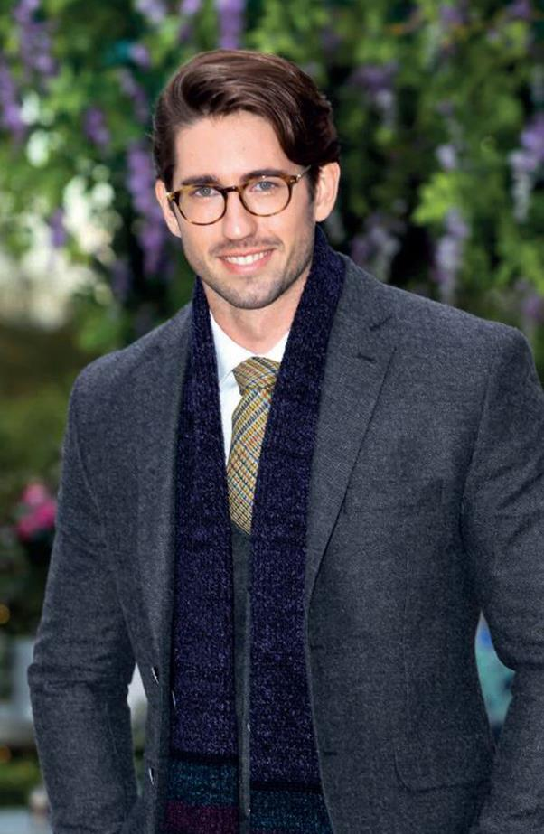 "<p><strong>Rhys</strong> <p>Rhys may look bookish with his glasses and scarf, but the 29-year-old entrepreneur from Queensland is also a bit of a ladies' entertainer (his private Instagram bio lists ""Ladies Events"" with the party emoji). You can find out more on his <a href=""http://chiltonr.com/ladies-events/"" target=""_blank"">website</a>."