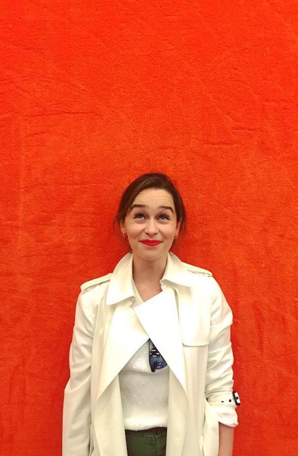 Emilia Clarke Instagram