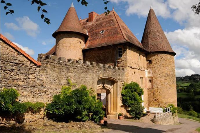 South Burgundy, France.