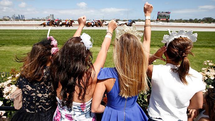 Flemington Racecourse Melbourne Cup Carnival